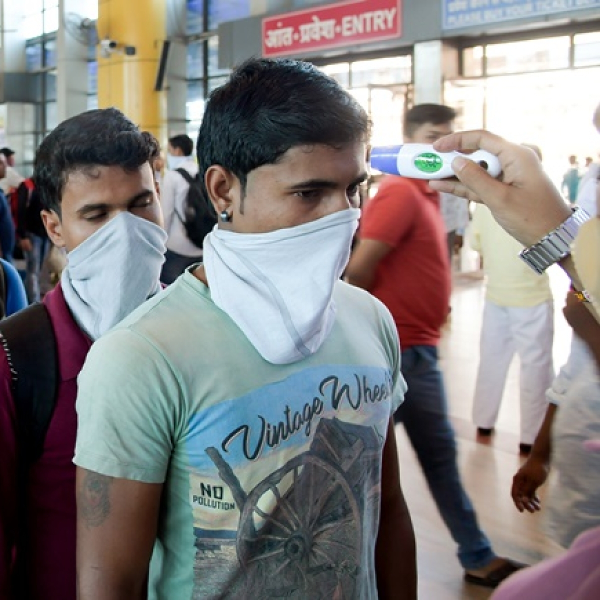 Coronavirus updates from India and the world: 2 more positive cases found in Dharavi