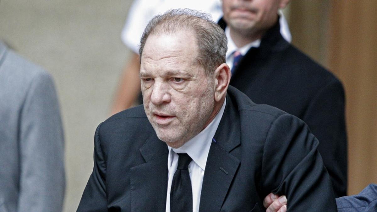 Convicted rapist Harvey Weinstein survives coronavirus after spending 14 days in quarantine