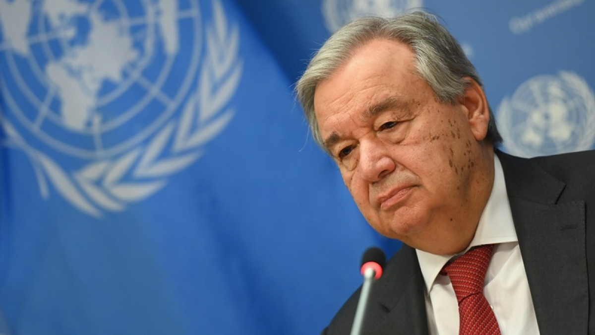 India-Pak agreement on ceasefire: Guterres cheered by announcement