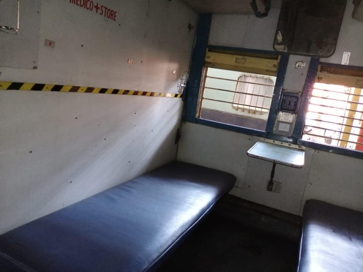 Western Rly to prepare 460 isolation coaches for Covid-19 patients