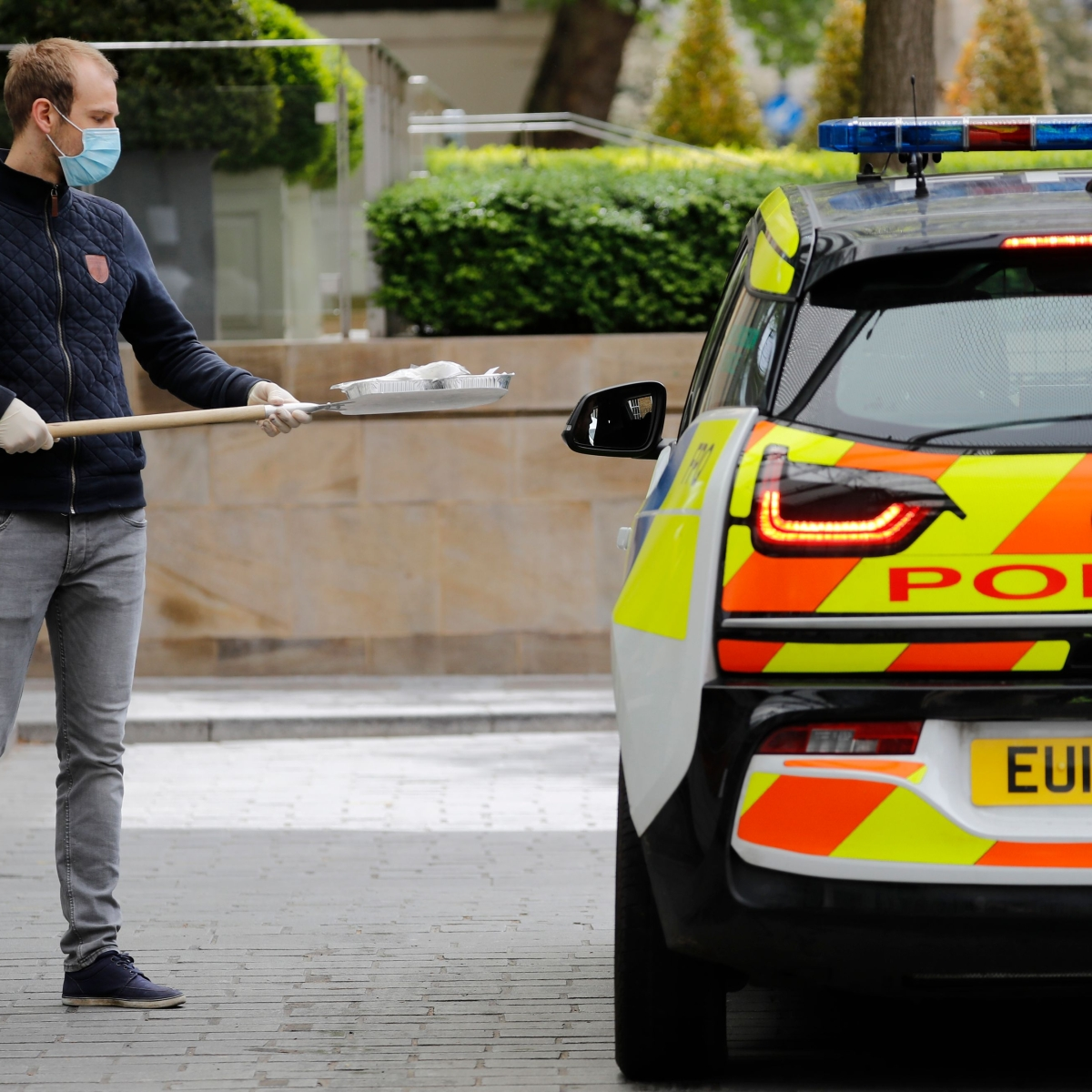 UK mulls doubling maximum sentence for assaulting emergency workers