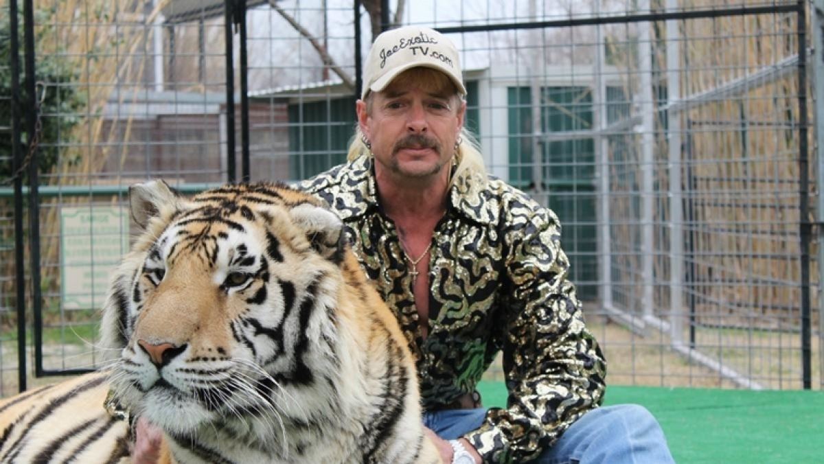 Netflix's 'Tiger King' star Joe Exotic tests positive for coronavirus in prison