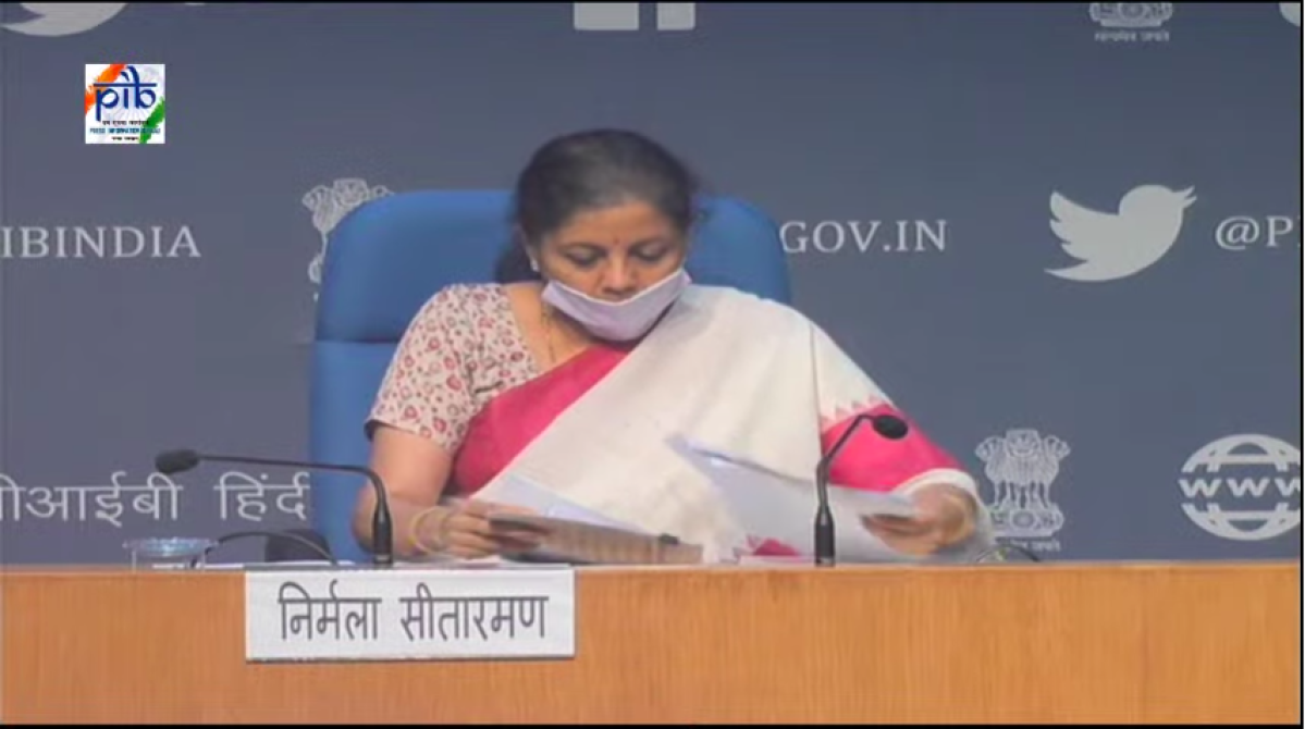 11-point agenda to help the agriculture sector; highlights of Finance Minister Nirmala Sitharaman's press conference