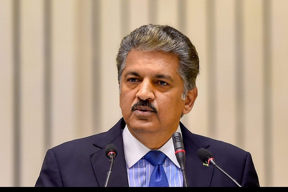 Lockdown extensions economically disastrous, create another medical crisis, says Anand Mahindra