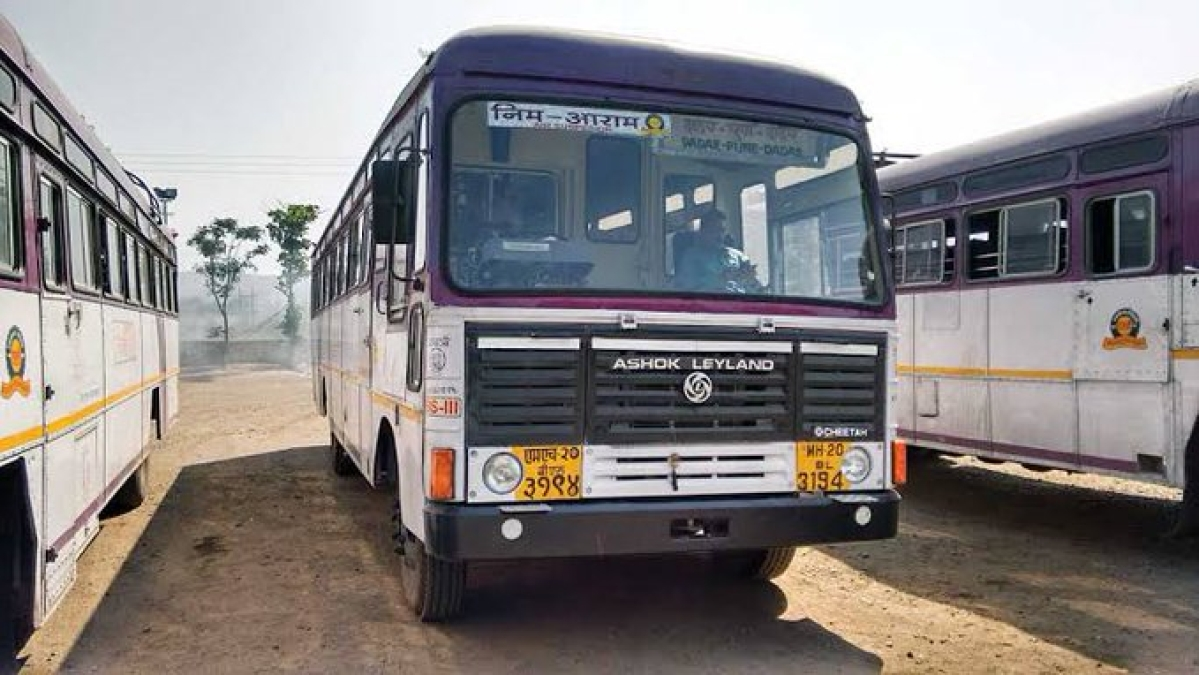 Maharashtra: 11,380 MSRTC buses drop 1.42L migrants at state borders