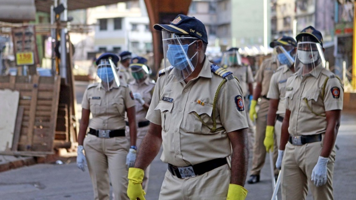 Be positive: Mumbai cop who survived the deadly coronavirus shares his mantra