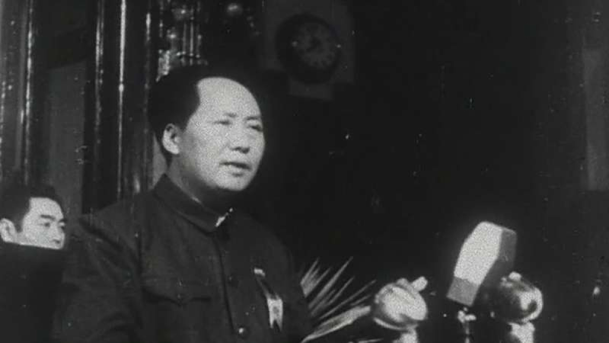 Mao Tse-tung, also known as Chairman Mao, was a Chinese communist revolutionary who became the founding father of the People's Republic of China,