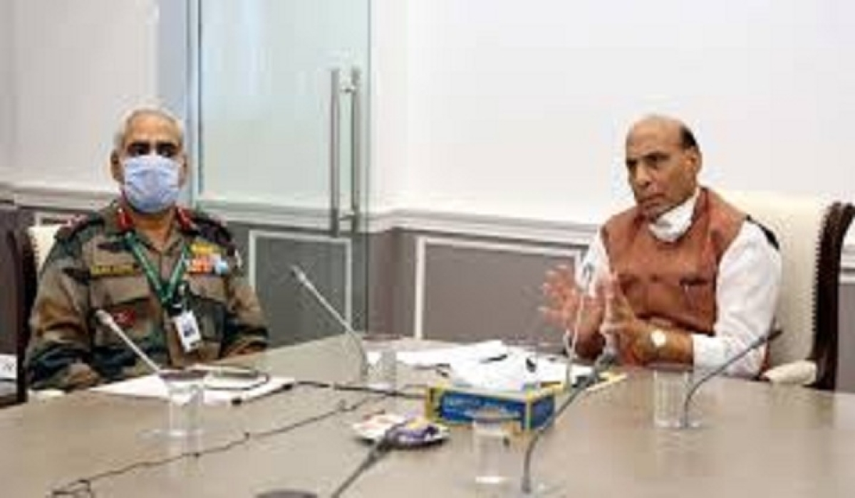 Defence Minister Rajnath Singh abolishes 9,300 Military Engineering Services posts