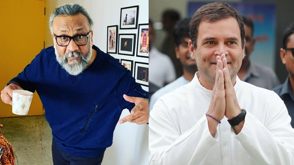 'He's not as Pappu as older Pappu would ask you to believe': Anubhav Sinha slams PM Modi, praises Rahul Gandhi