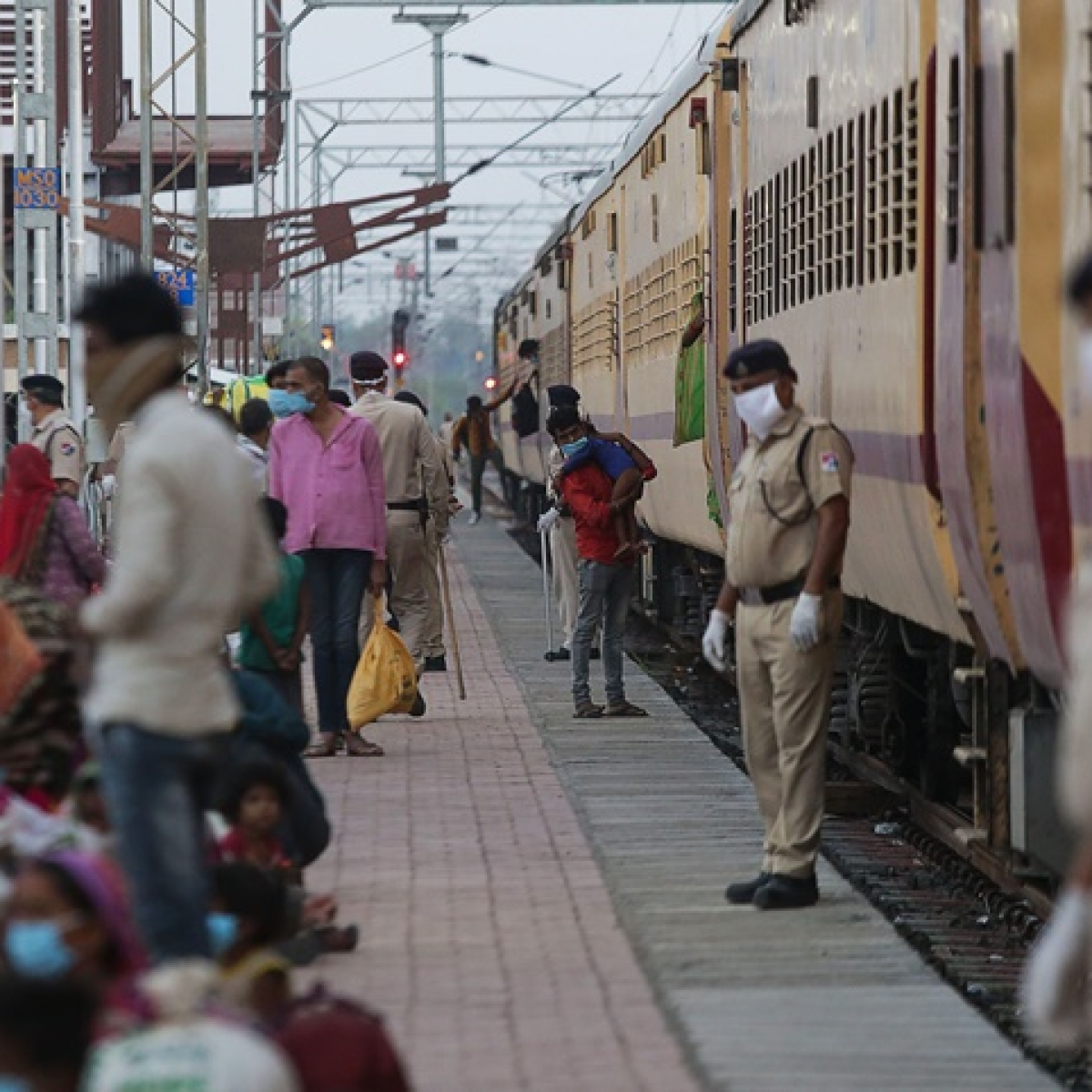 Indian Railways to resume 200 passenger trains services but none for Konkan migrants