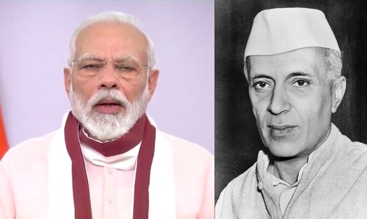 BJP Karnataka comes full circle, blames Nehru for 2020 migrant crisis