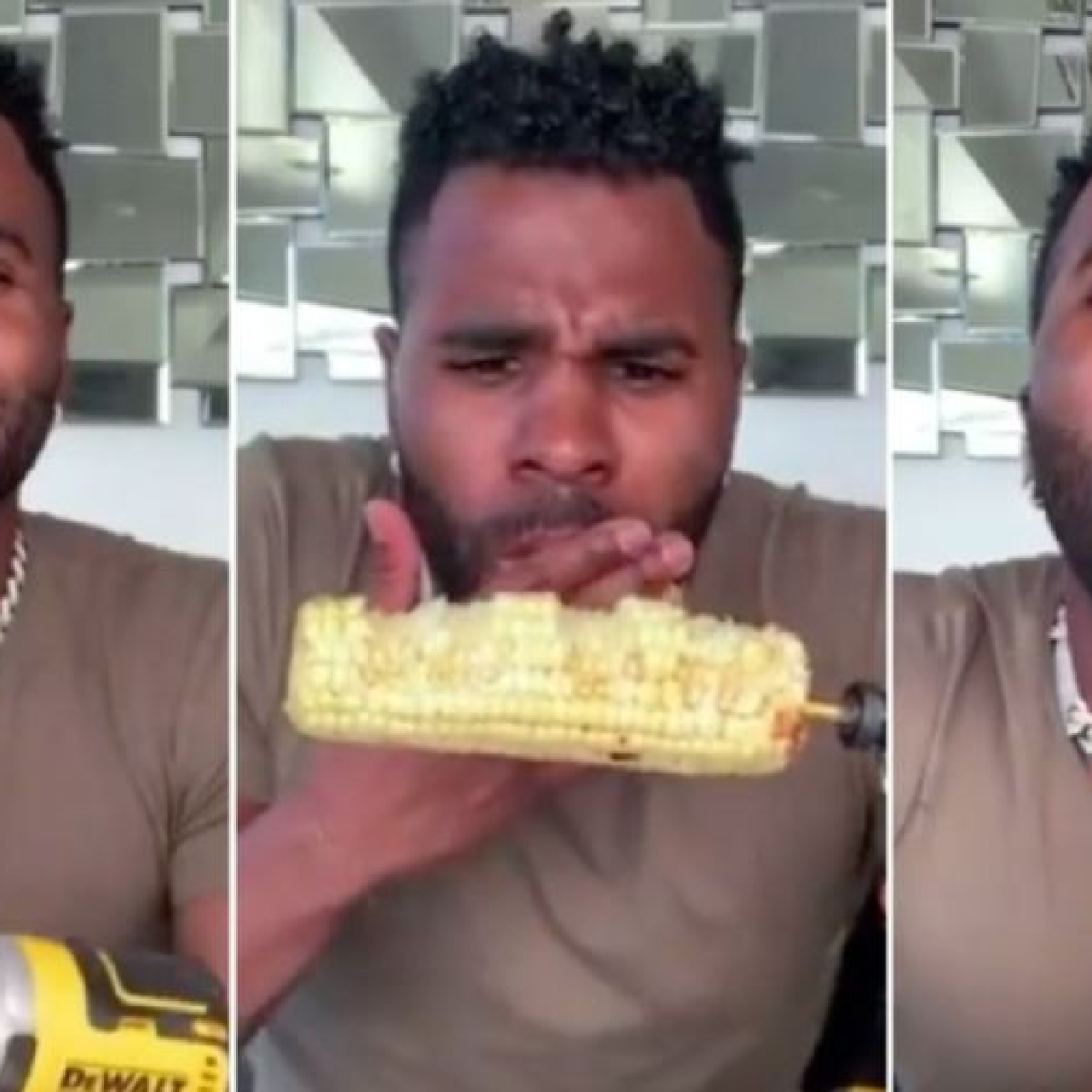 TikTok Challenge gone wrong: Jason Derulo breaks front teeth