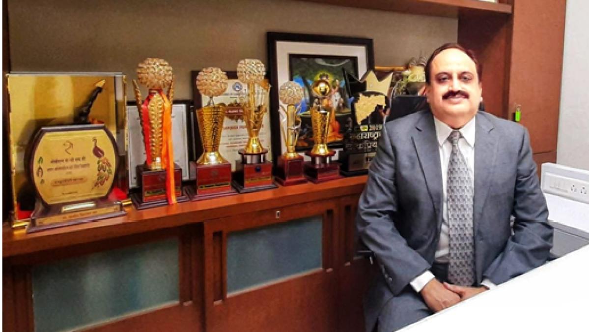 "Webinars on ""Business Post COVID-19"" with Sanjeev Pendharkar, Director VICCO"