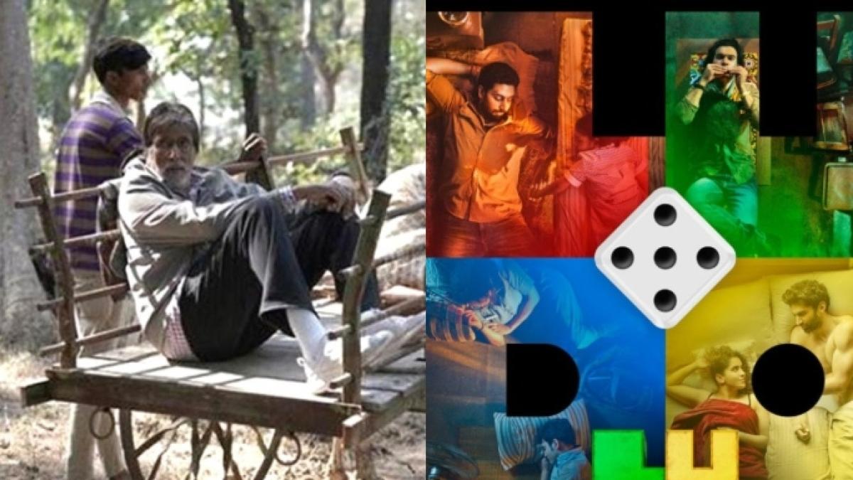 Amitabh Bachchan's 'Jhund', Abhishek's 'Ludo' to release on OTT platforms amid COVID-19 lockdown