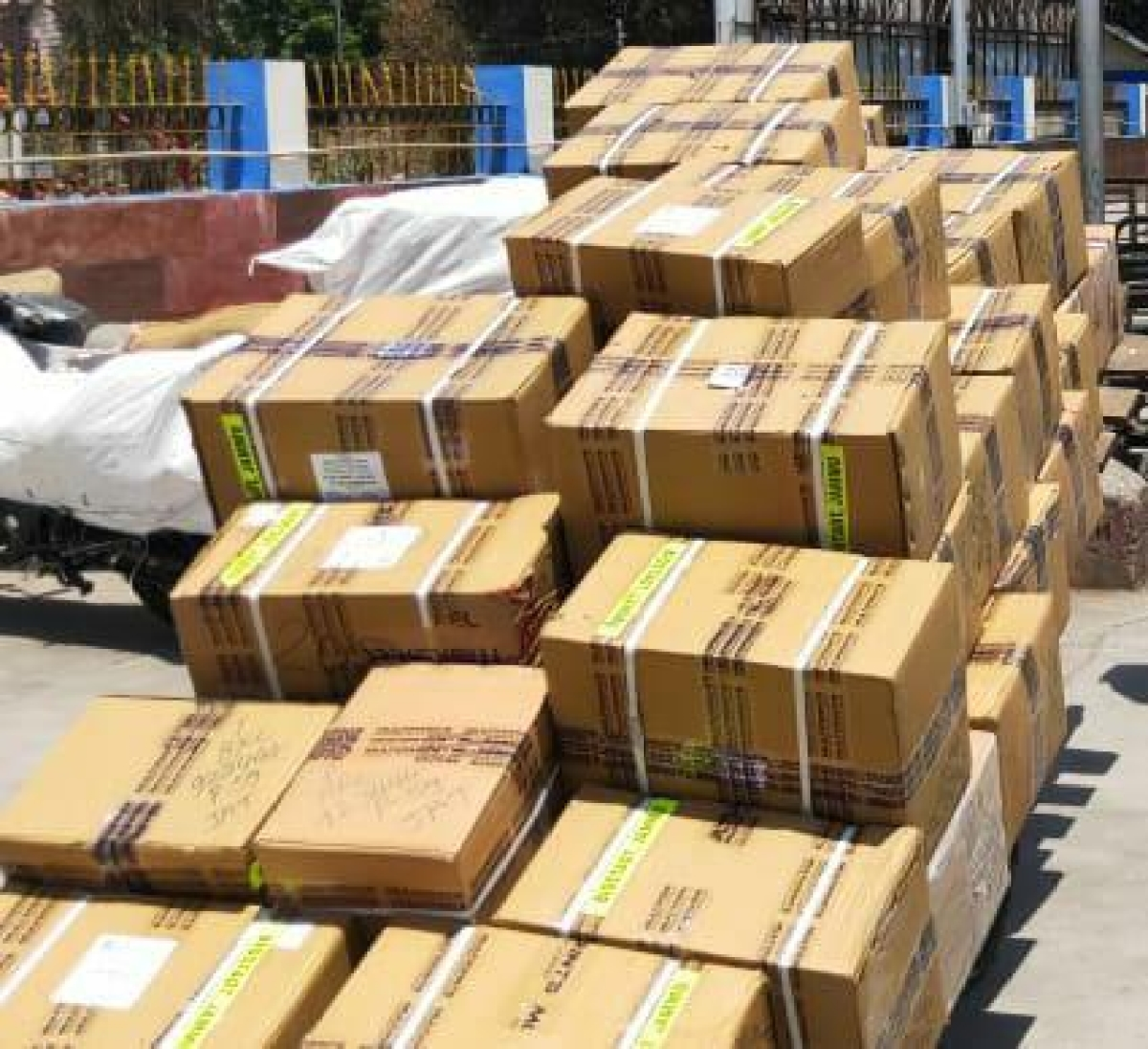 WR to run 2 more parcel Spl trains with 4 trips between Okha – Trivandrum & Karambeli – New Guwahati