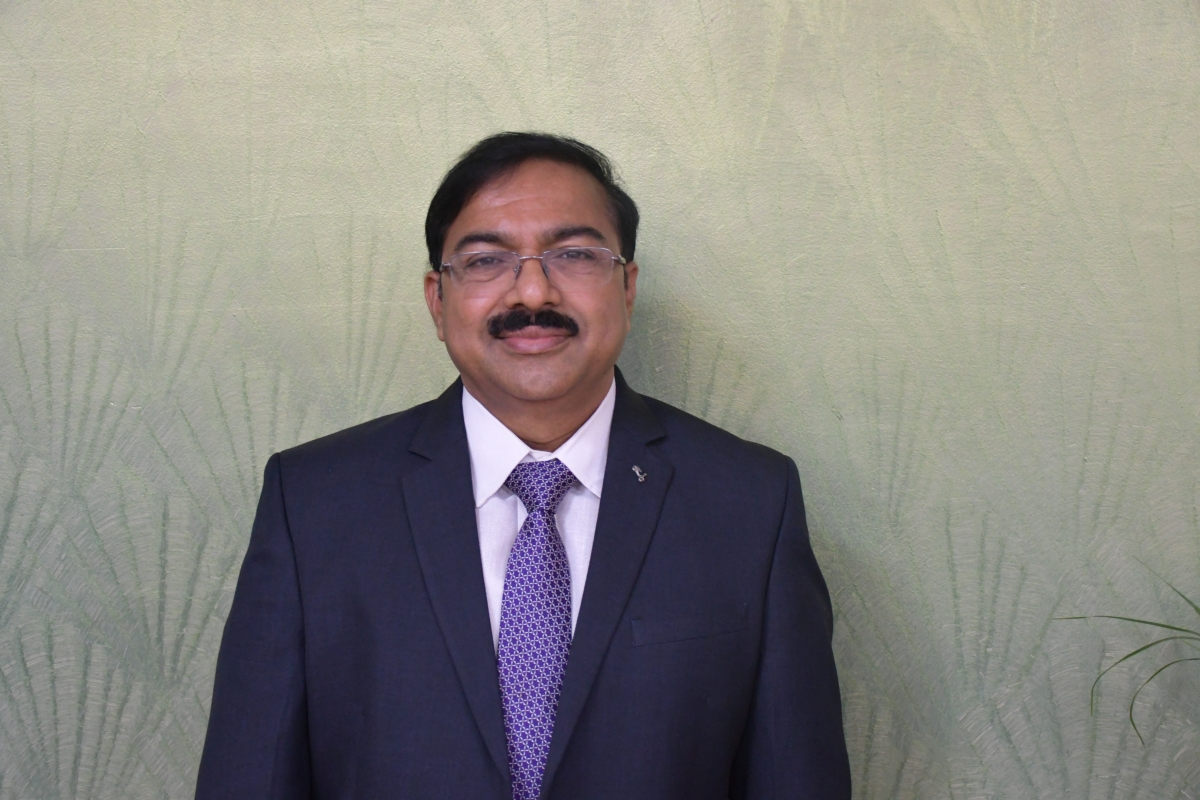 NABARD gets its new chief, G R Chintala