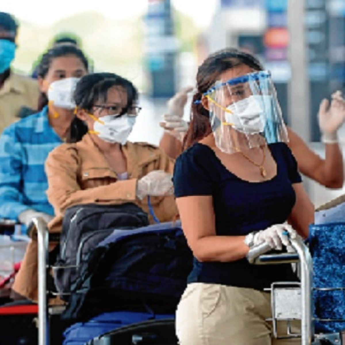Coronavirus lockdown: Domestic and international flights set to resume in mid-June