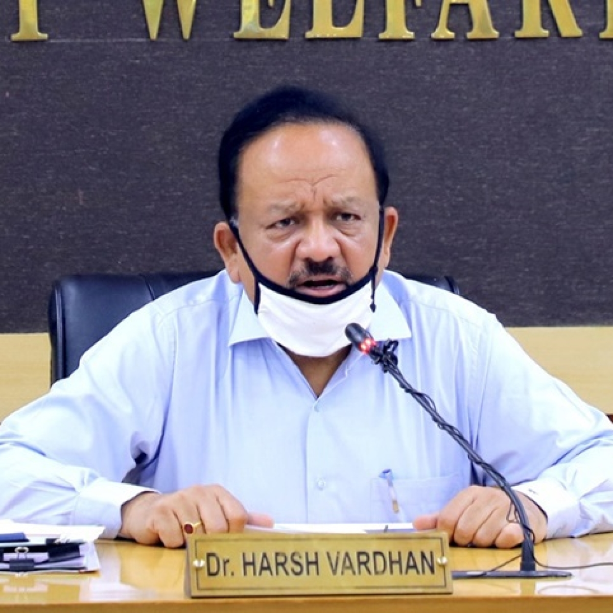 Dr at WHO: Amid coronavirus pandemic, Dr Harsh Vardhan takes over as Chairman of WHO's Executive Board