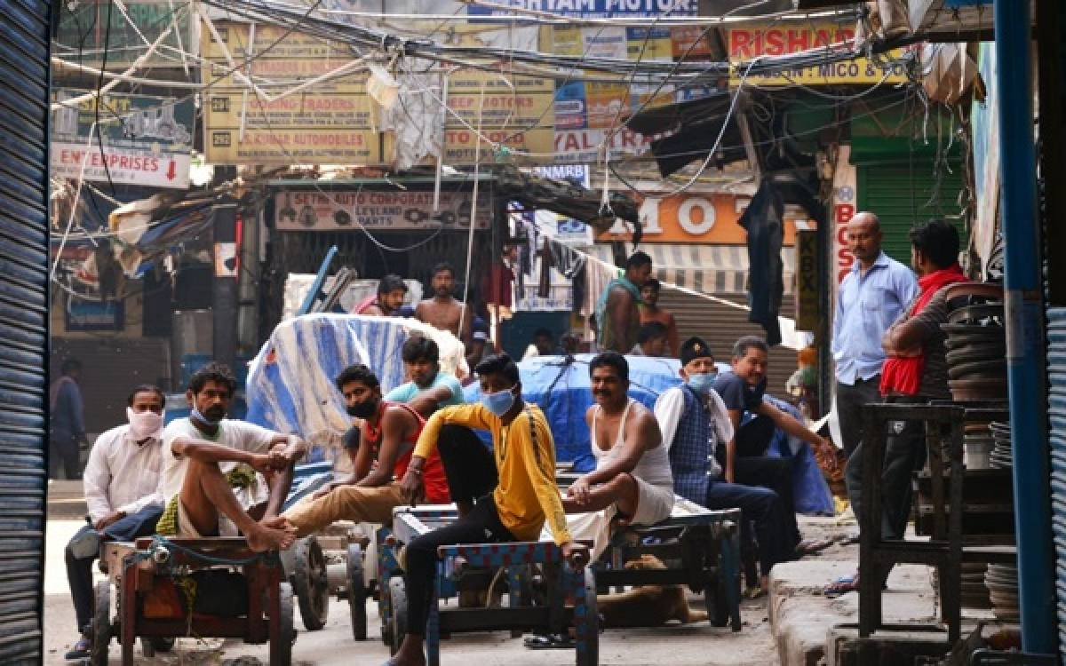 Chennai's vegetable market a large Covid cluster
