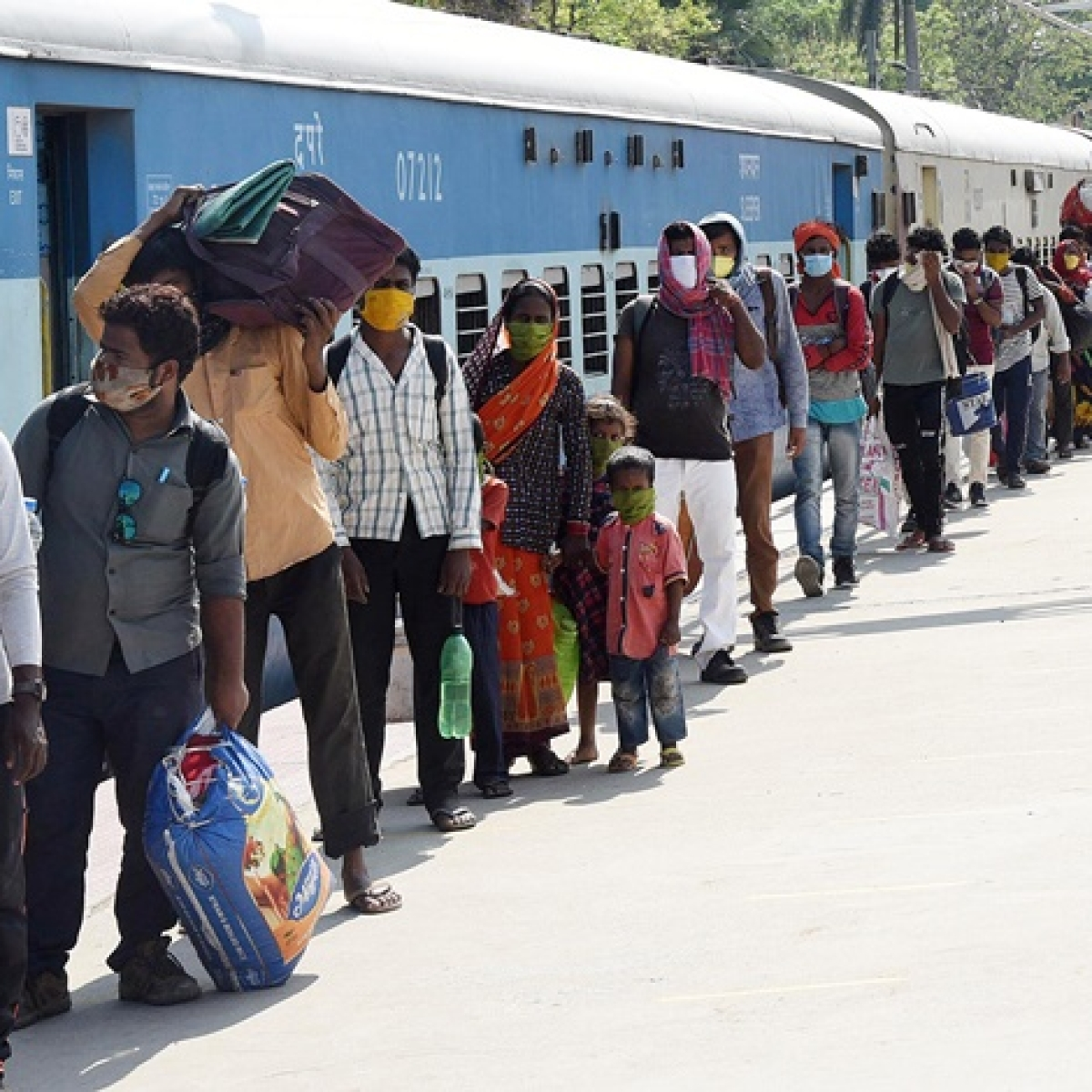 Indian Railways to resume services of 200 non-AC trains from June 1
