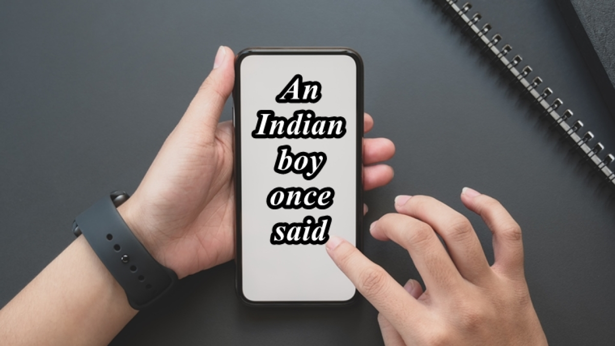 From 'nice pic dear' to 'show bobs and vagene': Twitterati share what 'Indian boys once said'