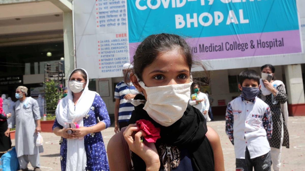 Bhopal Coronavirus