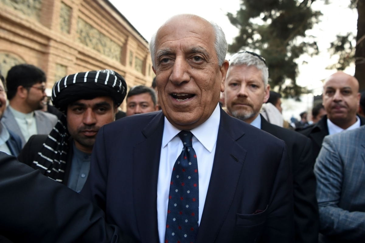 US to soon announce high-level meeting to encourage trade, dev in Central, South Asia: Khalilzad