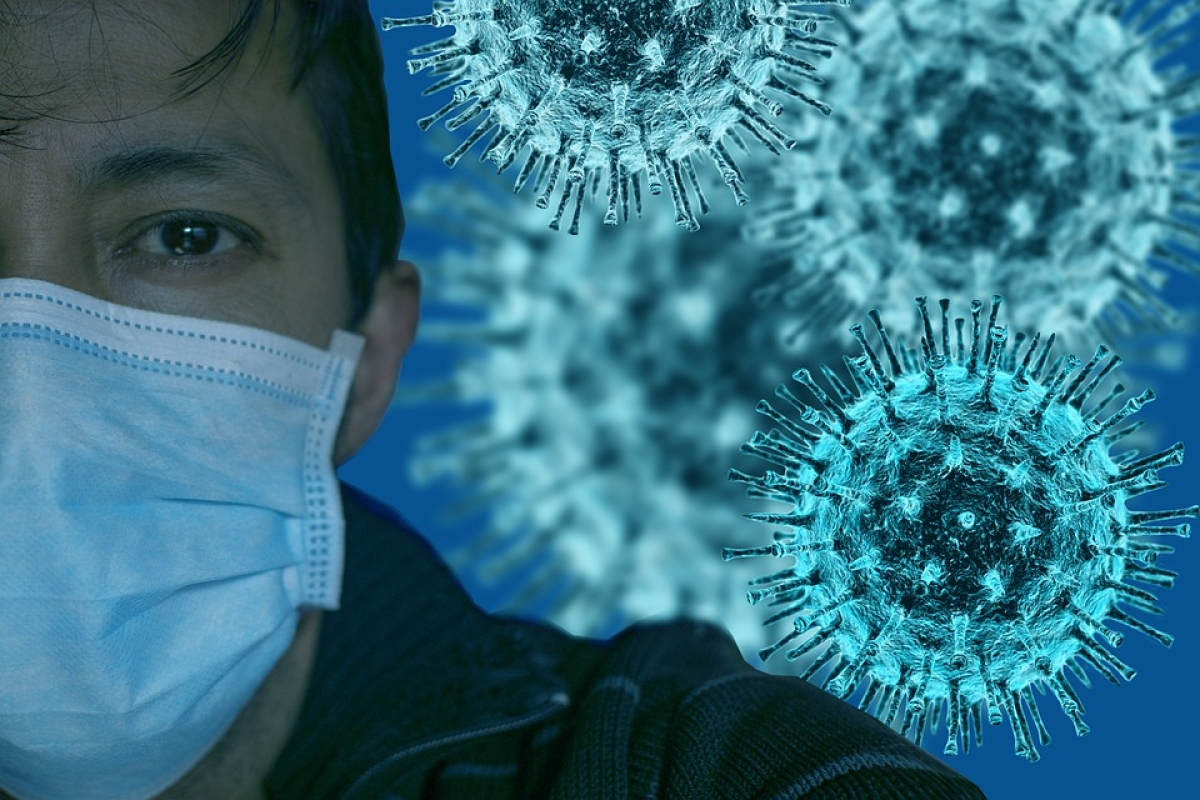 COVID-19 virus infects human intestinal cells, study finds