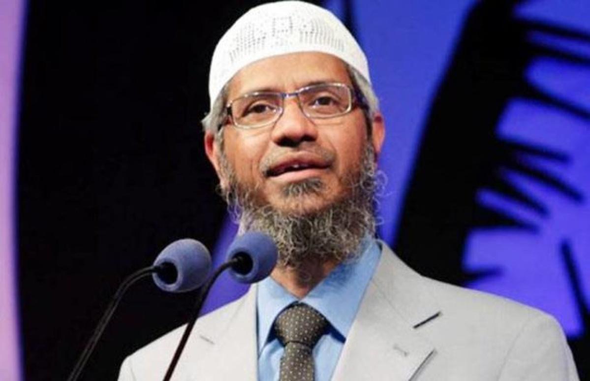 UK media watchdog fines Zakir Naik's Peace TV 300,000 pounds for 'hate speech'