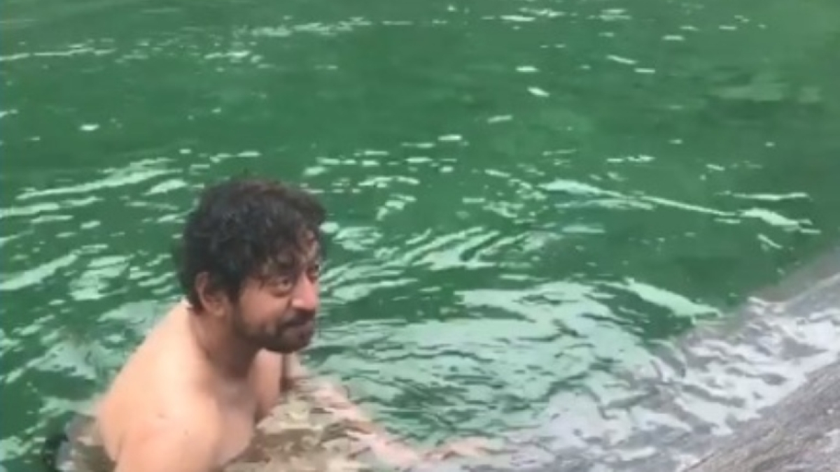 Irrfan Khan's son Babil treats the late actor's fans with another unseen video