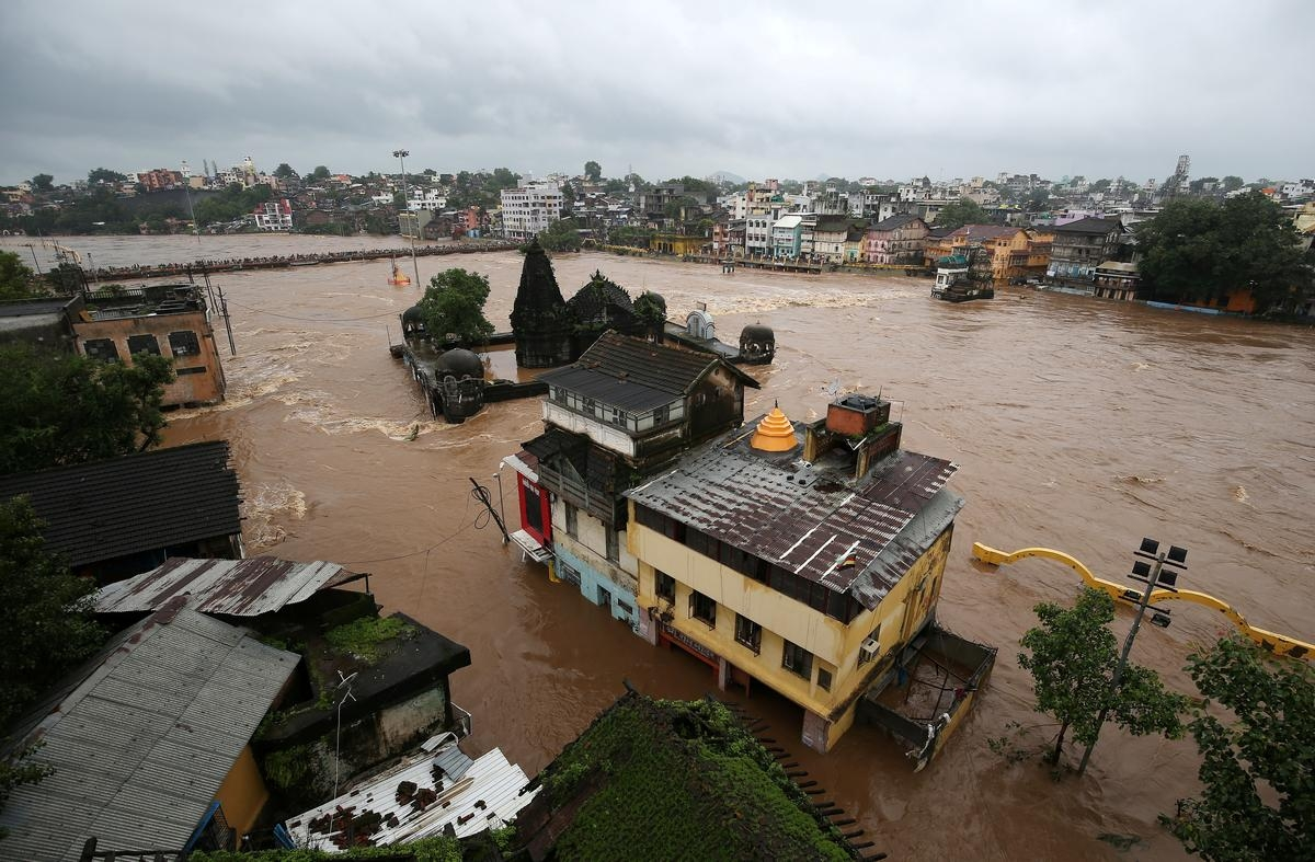 Flood in Western Maharashtra not due to Almatti Dam