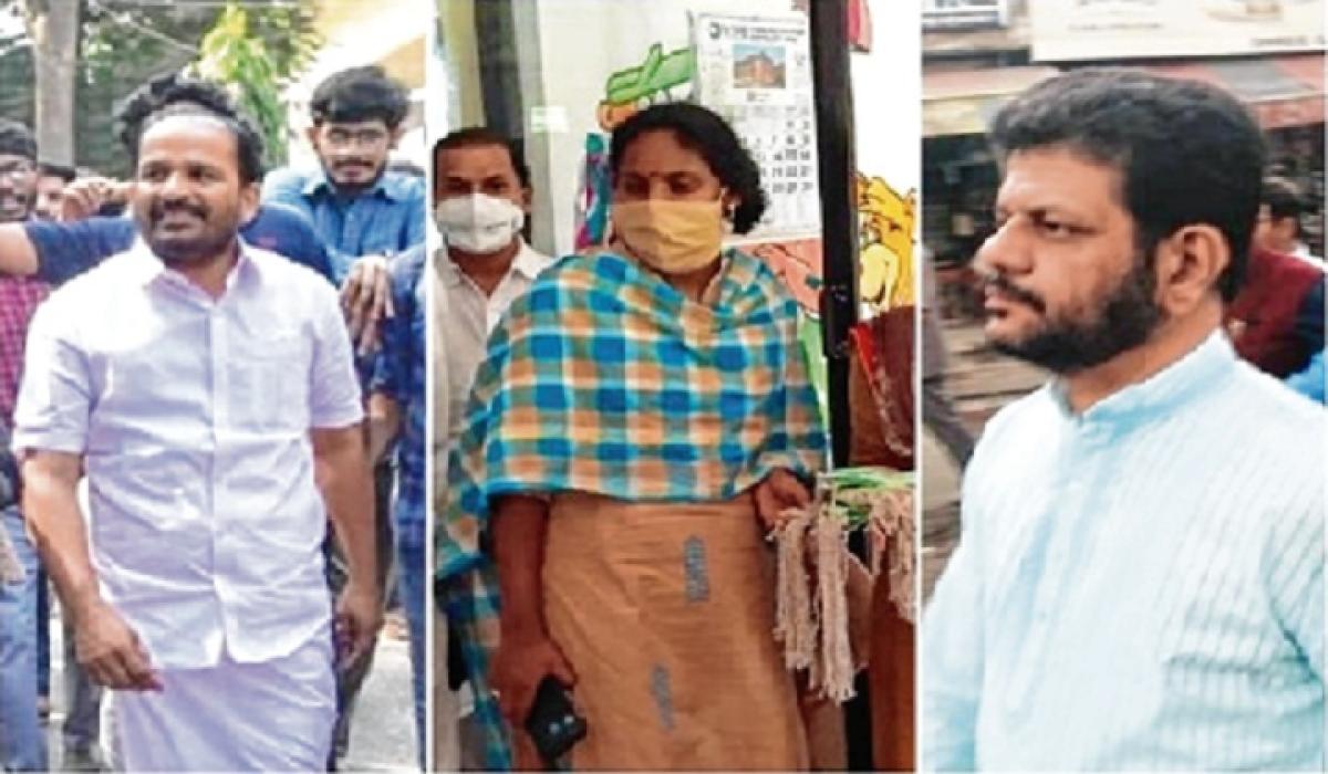 'Political quarantine' in Kerala