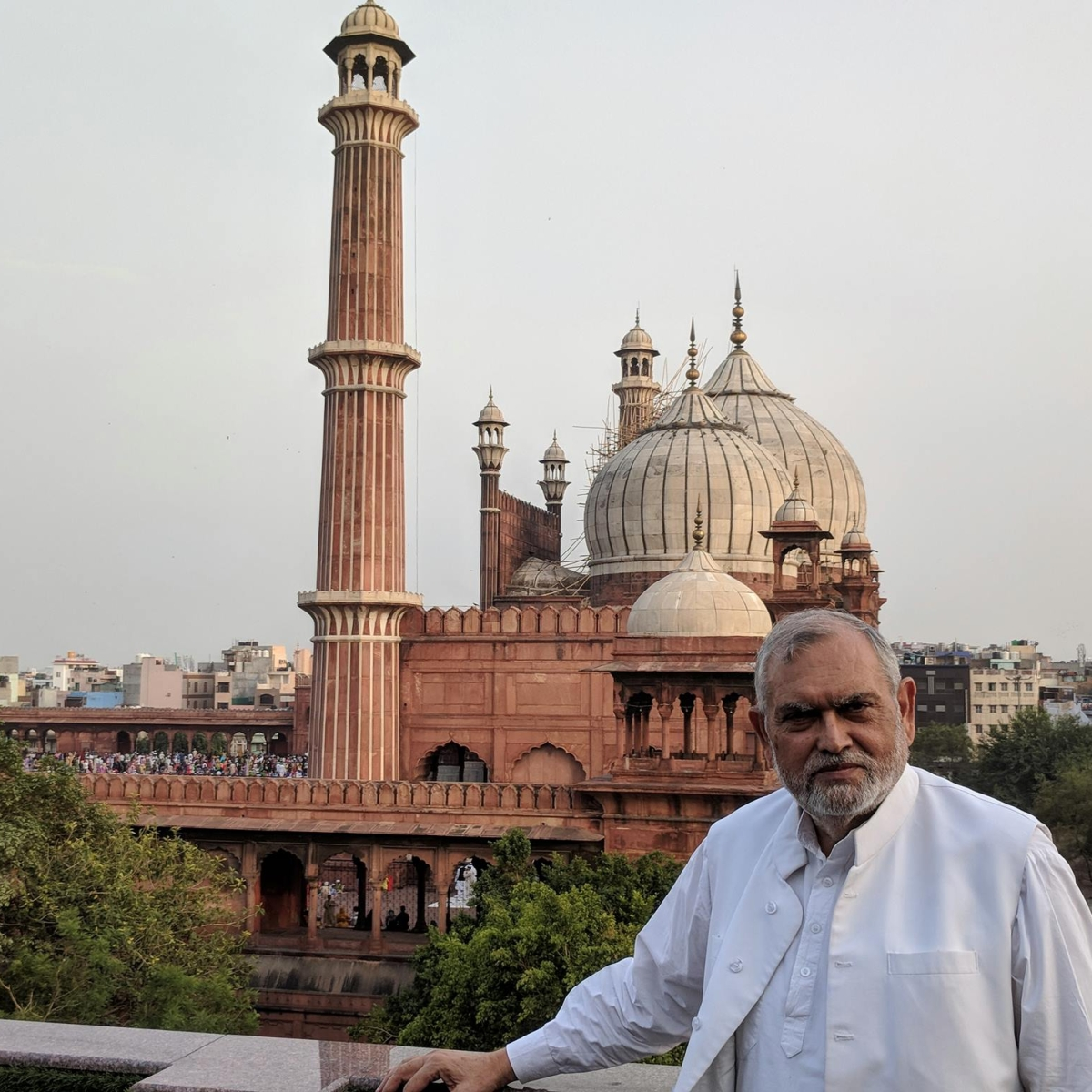No country for free speech? Delhi Minority Commission Chairman Zafarul Islam Khan charged with sedition