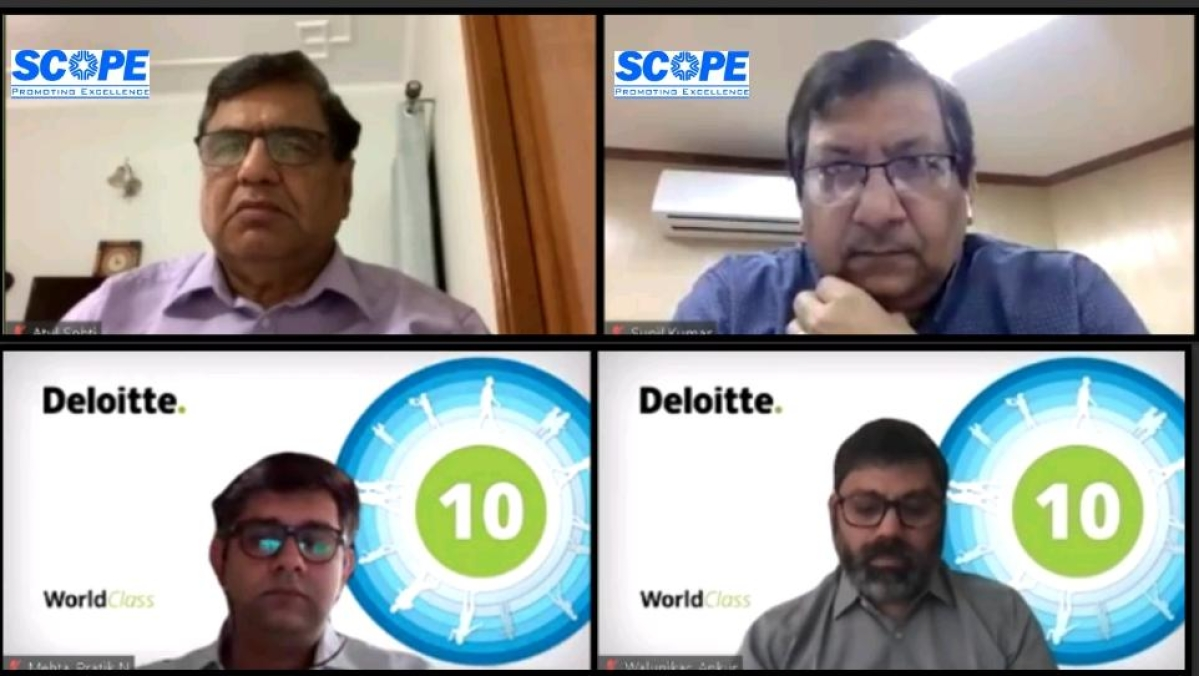 SCOPE conducts webinar on Future of Work