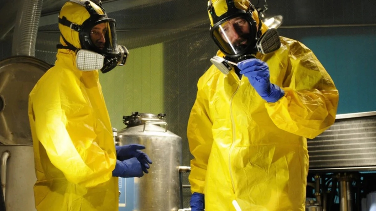 These new PPE will remind you of Walter White's State-of-the-Art 'meth' lab