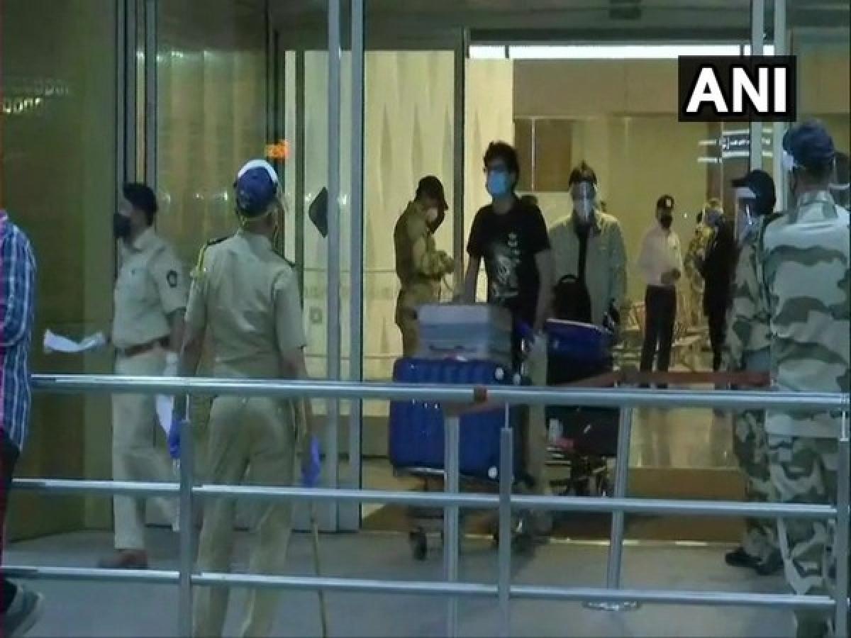 Coronavirus update: First evacuation flight with 326 Indians from UK lands in Mumbai