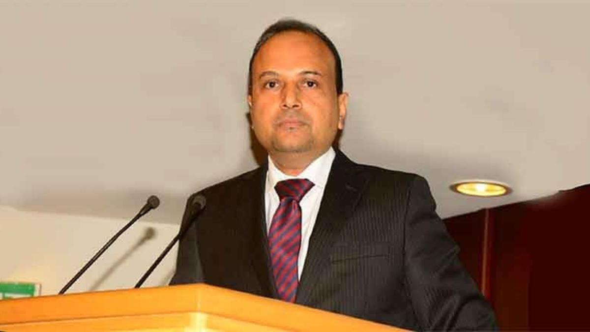 External Affairs Ministry spokesperson Anurag Srivastava