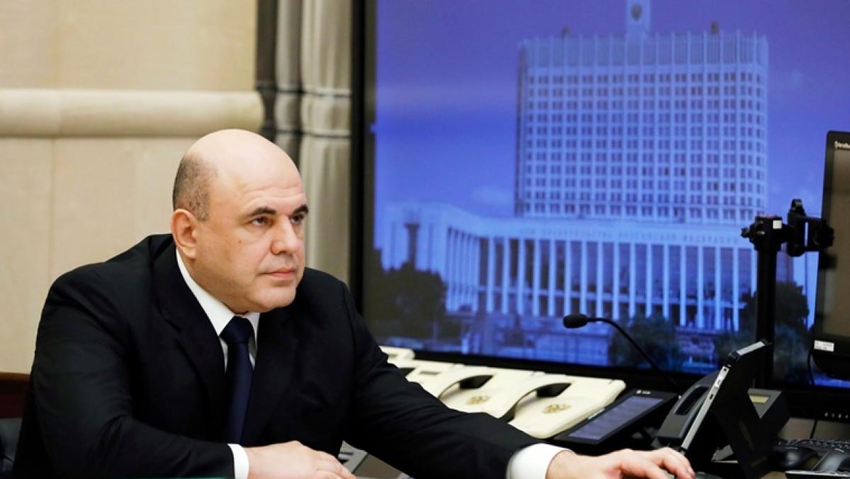 Russian PM Mikhail Mishustin tests positive for coronavirus