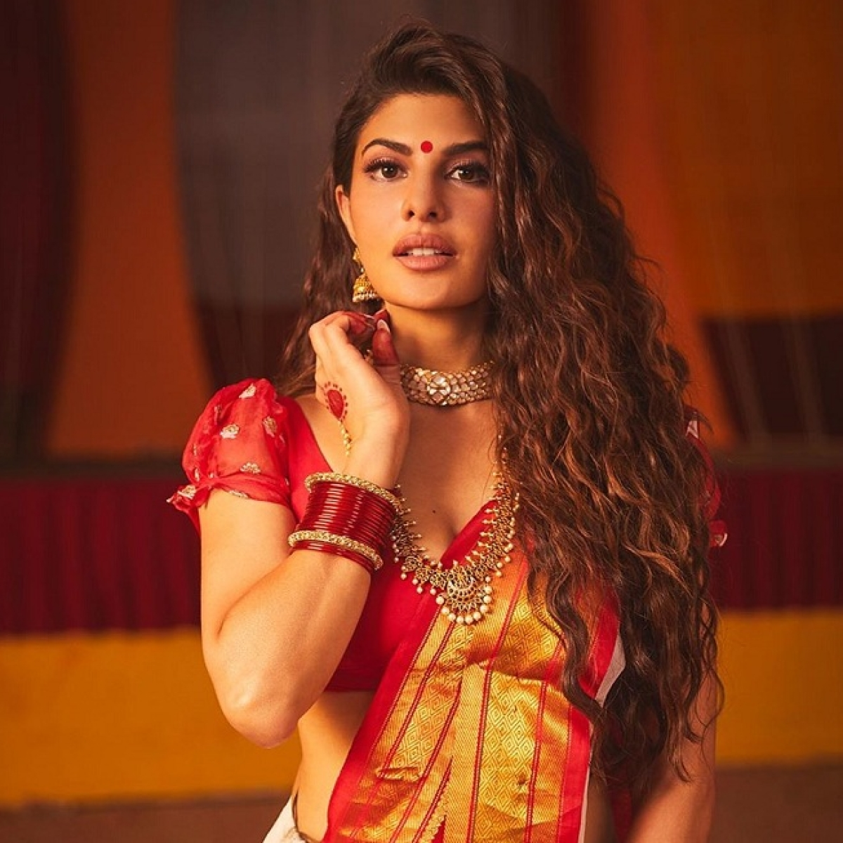Jacqueline Fernandez wants to be an action icon one day