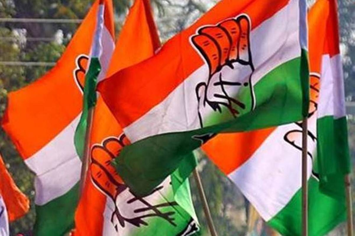 Madhya Pradesh: Five office bearers of Congress expelled for anti-party activities
