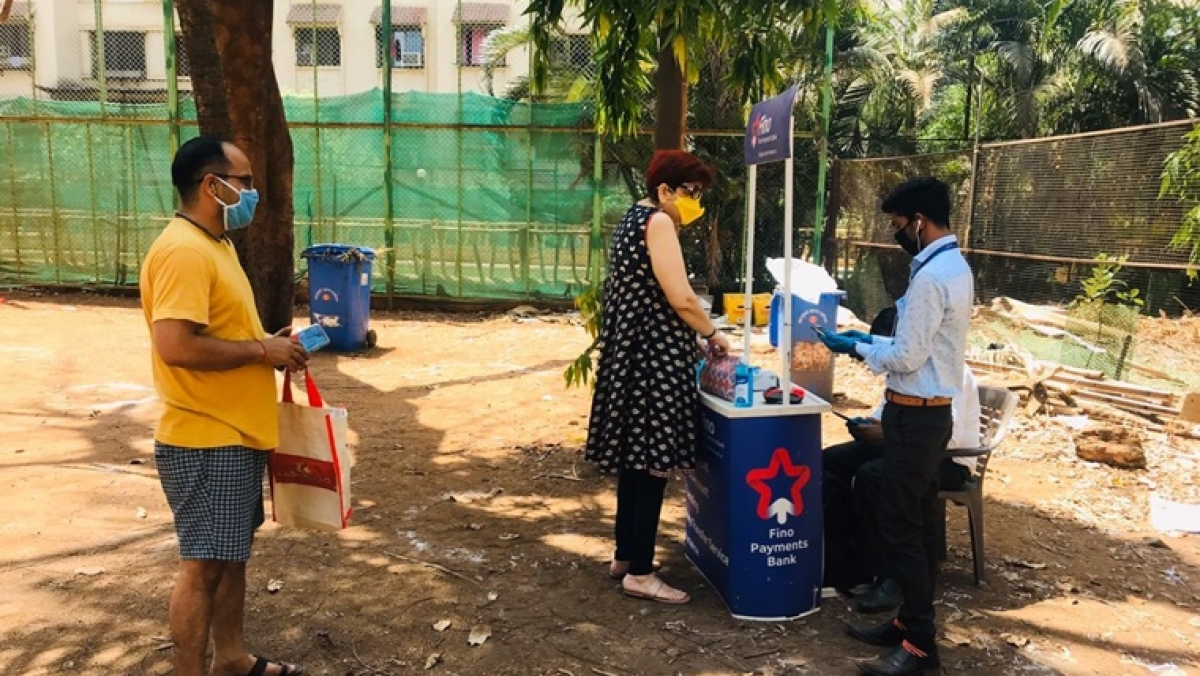 Coronavirus in Mumbai: Forget going to the ATM or banks, avail banking services at your doorstep, nearest kirana stores