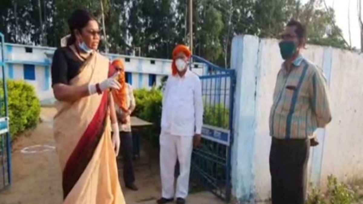 Will thrash you with belt: Union Minister Renuka Singh threatens officials in Chhattisgarh