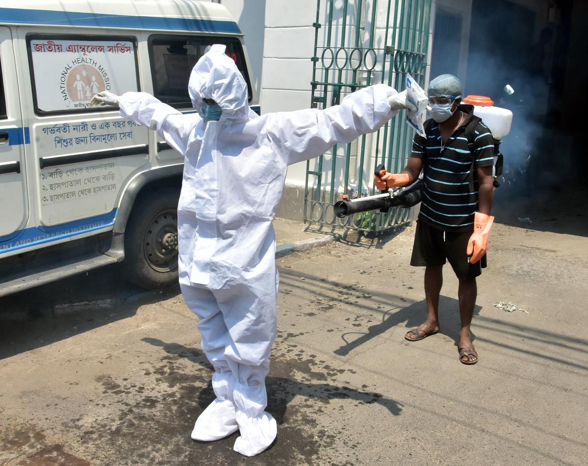 Coronavirus in Navi Mumbai: 60% ofthe cases are asymptomatic; civic authorities concerned