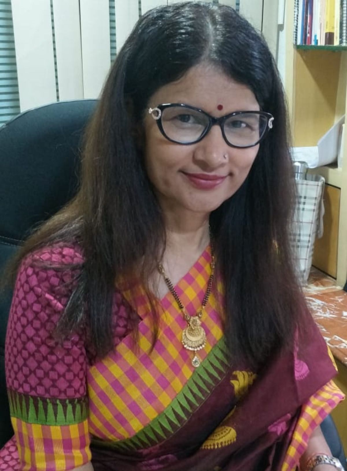 Secratary of the Committee- Dr Sadhna Sodani