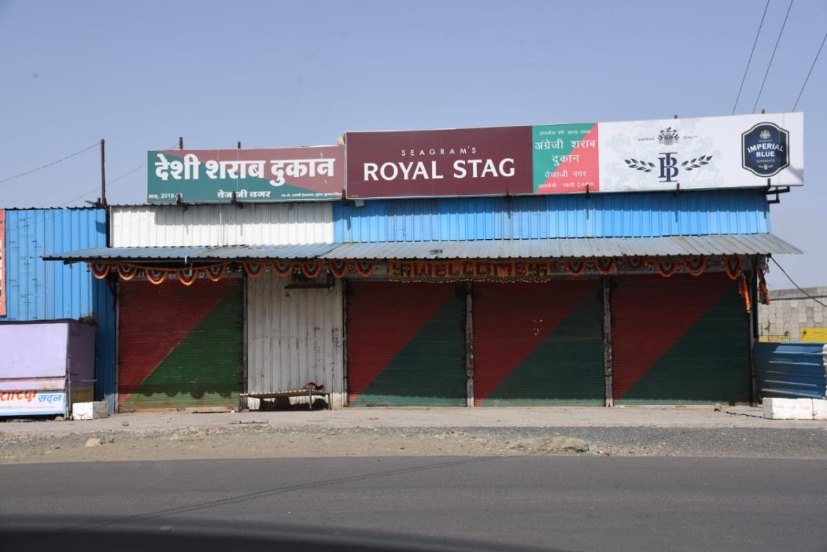 Indore: Liquor shops remain shut despite district collector's nod to re-open