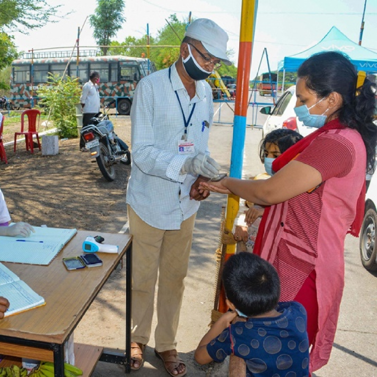 No slowing down: Coronavirus cases in India rises to 1,45,380