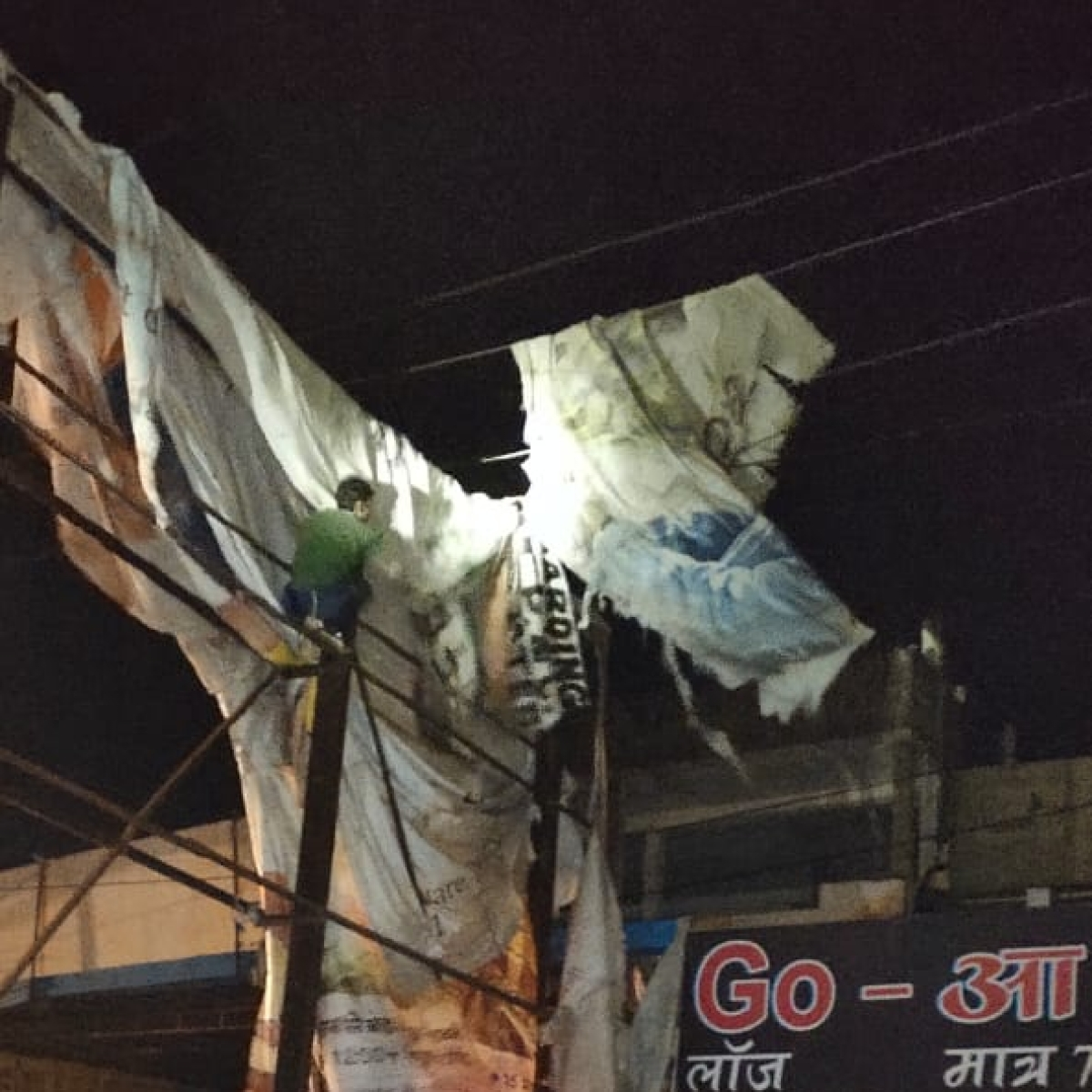 Indore: Storm exposes chinks in West Discom's armour