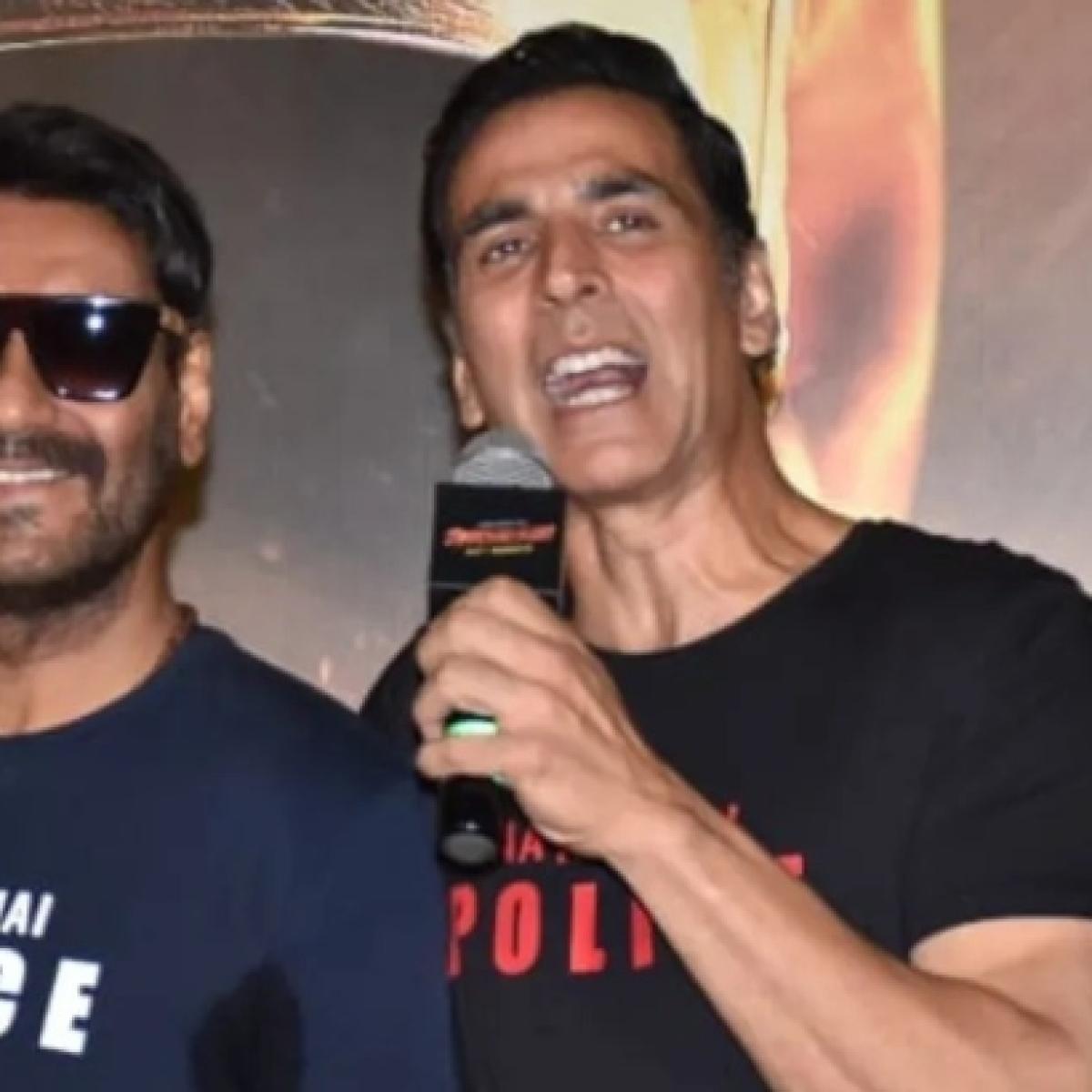 COVID-19: Akshay Kumar, Ajay Devgn among Bollywood stars in Dharavi rappers' music video