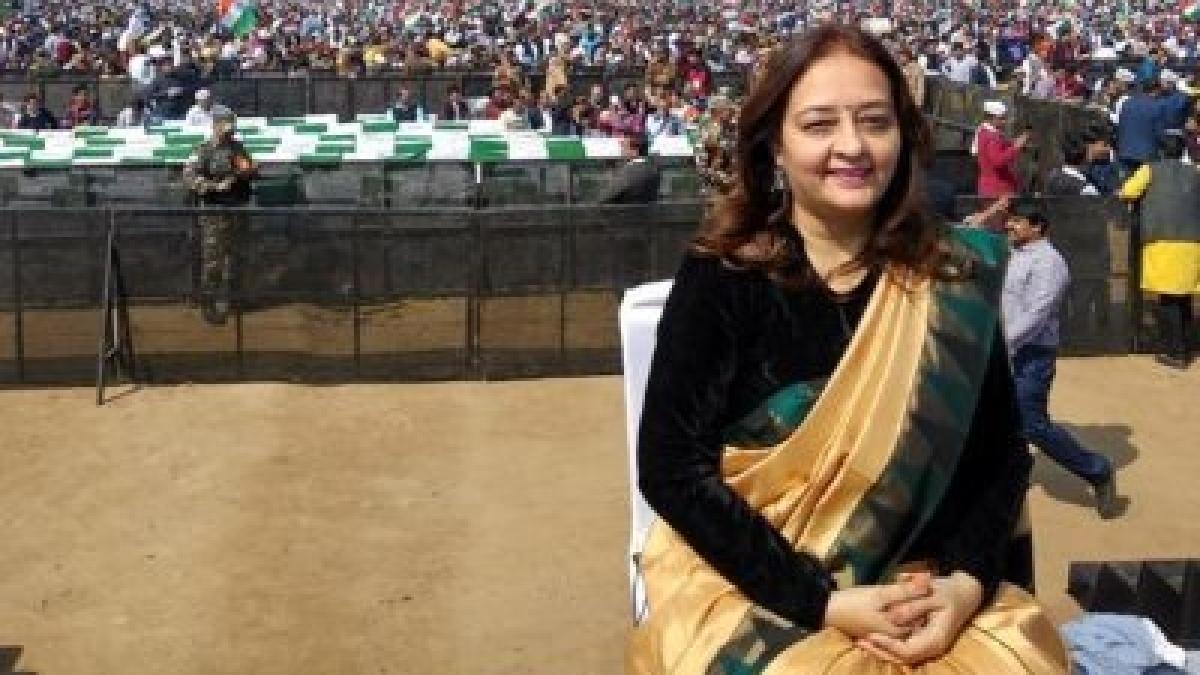 Preeti Sharma Menon