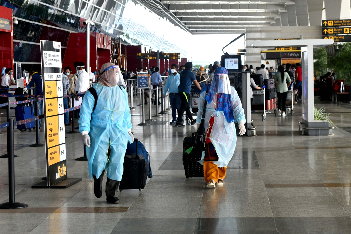 Domestic flights begin today: 80 flights at Delhi's Indira Gandhi International airport canceled